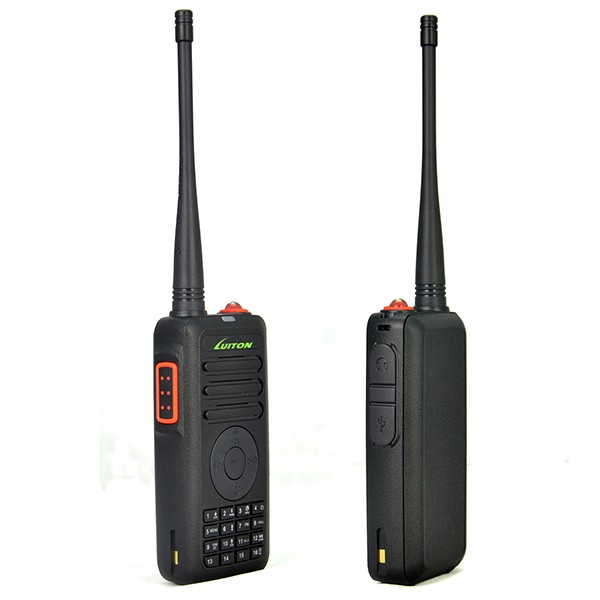 whole sale Luiton LT-516 Dual PTT TX walkie talkie