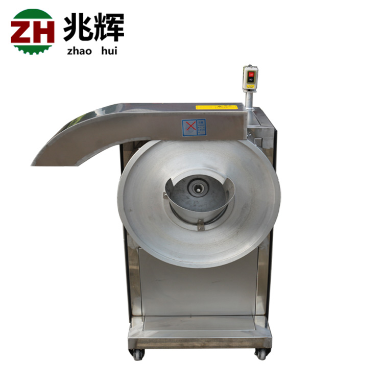 Industrial potato french fried cutting machine Fruit chip making machine