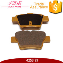 Height adjustable disk brake pads disc brake pads price for Peugeot Citroen 307 4253.99
