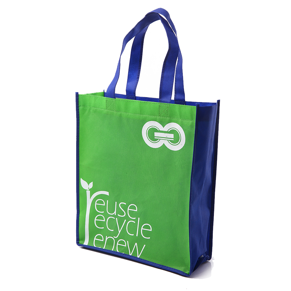 Comfortable Custom Design Foldable Non Woven Tote Bag