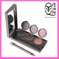 Hot sale eyeliner cream waterproof eyebrow cream long last eye brow colored for eyes makeup OEM