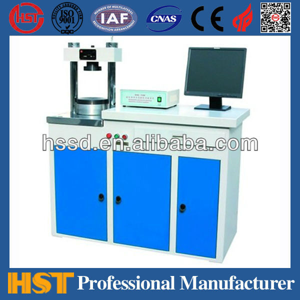 Computer Control Concrete Compression Testing Machine /Compressive Strength Instrument