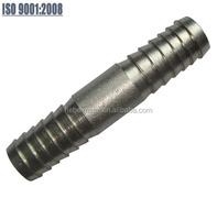 long thread carbon steel nipple/doube thread nipple/galvanized pipe nipple