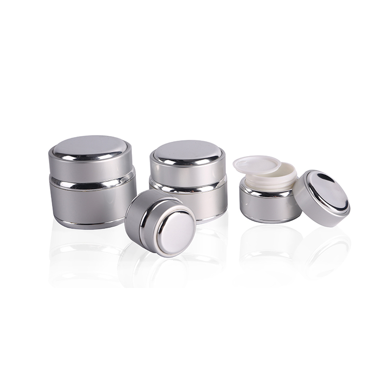 China Supplier 10 Years Experience empty cosmetic pots aluminum jar tin can for nail UV gel