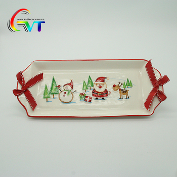 Top quality cake plate with good price