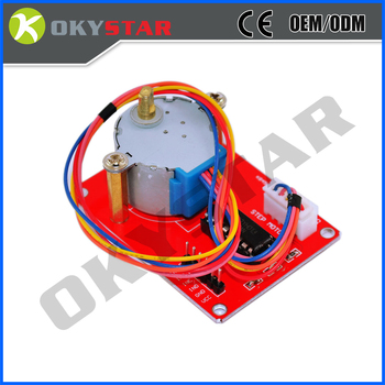 alibaba china Stepper Motor Controller Shield With 5V Stepper Motor For Arduino