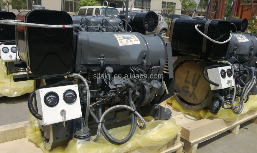 Germany Deutz Air Cooled Diesel Engine F2/3/4/6L912/913
