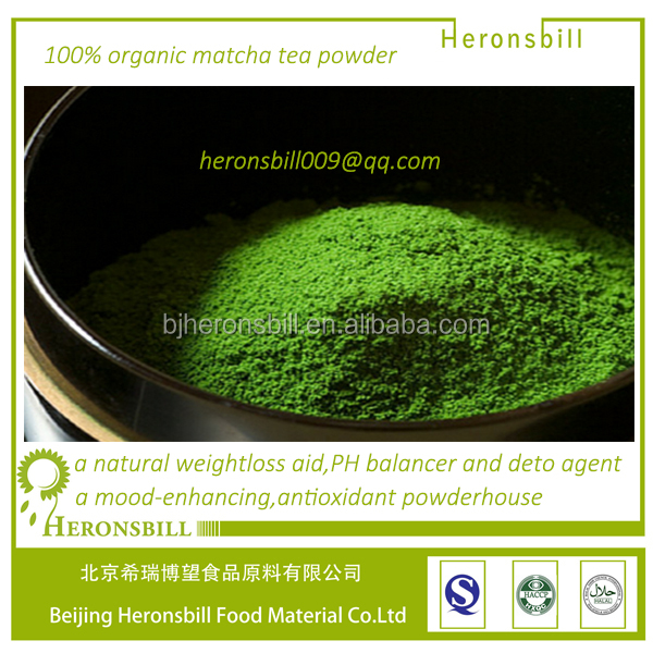 matcha green tea latte powder for health