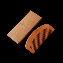 Cheap Personalized Hair Comb Bamboo Beard Comb