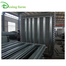 Cheap galvanized livestock cattle panels for sale