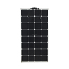 100W Portable sunpower Semi Flexible Solar Panel 18V Monocrystalline For Home House Boat RV And roof
