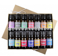 Promised quality pure natural Best Selling Fragrance Oil Therapeutic Grade 14/10ml Bottles Set Essential Oil Gift Set