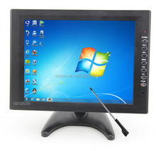 "Shenzhen 12 ""touchscreen kit für lcd monitor industrielle wasserdichte touchscreen-monitor"