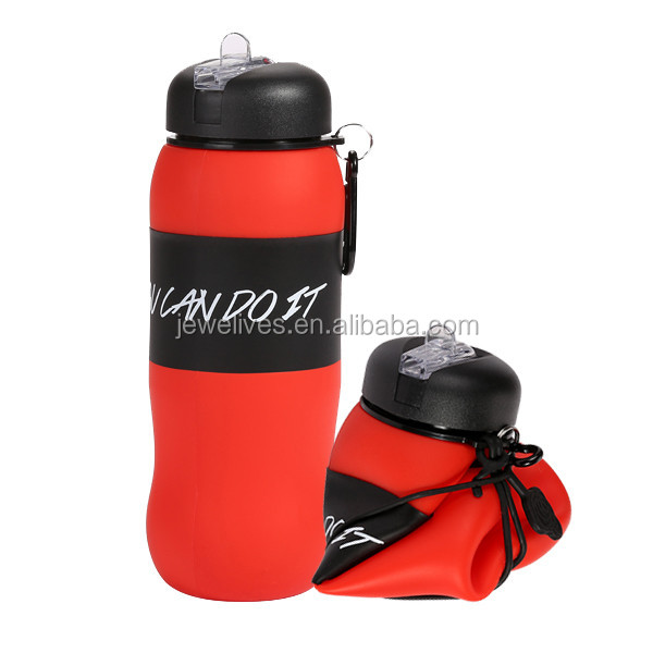 SEDEX factory 600ml Silicon wholesale gym water bottle