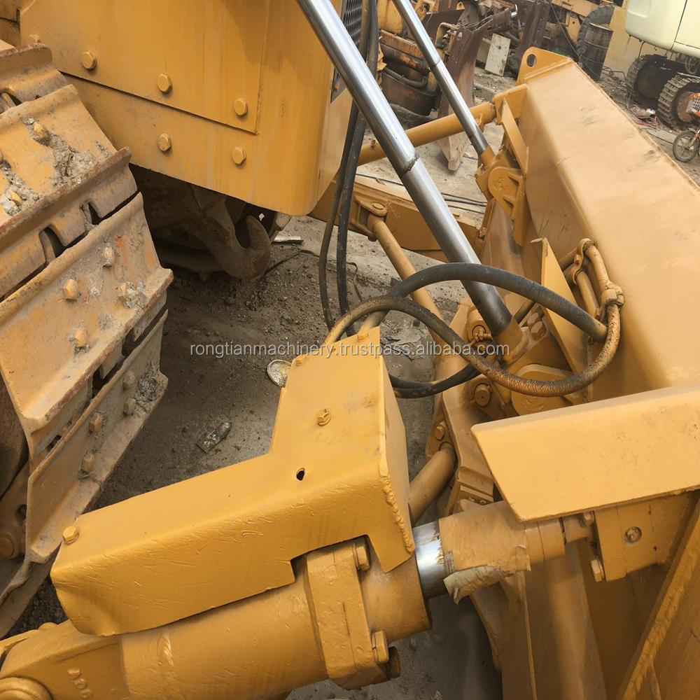 Good quality used caterpillar bulldozer D6D for sale/ cat dozer with low price