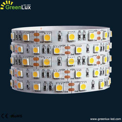 continuous led strip 5050 12v warm white