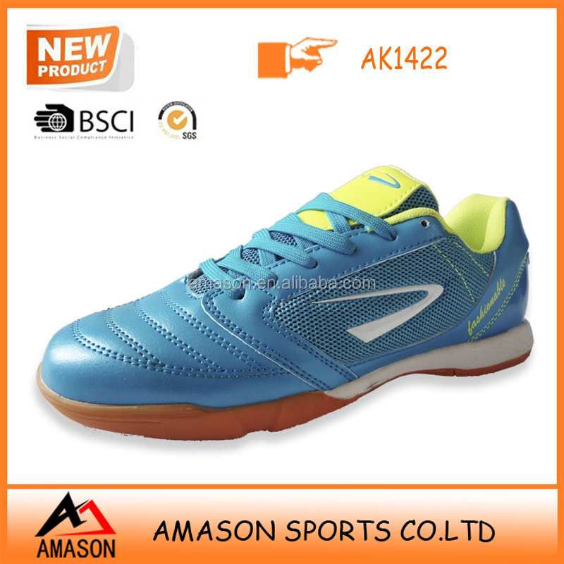 2014 new style indoor soccer shoes for sale