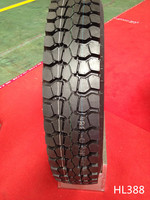 Best quality Made in China GT quality all steel radial truck and bus tyre 8.25R20 HL168