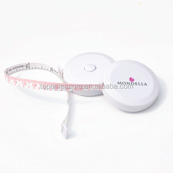 72inch 1.8m round pvc auto tape china bulk wholesale medical ruler tape with logo