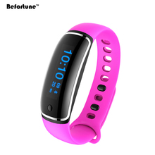 Wireless Charge APP Fitness Tracker Smart Bracelet Bluetooth Pedometer wristband V8