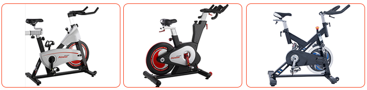 New design luxurious indoor fitness exercise seated recumbent bike