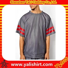 100%polyester mesh cheap bulk quick dry stripe short sleeve plain reversible custom basketball jerseys