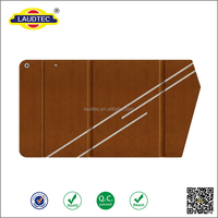 New Coming !!! Perfect Smart Cover Leather Case for iPad Tablet Case