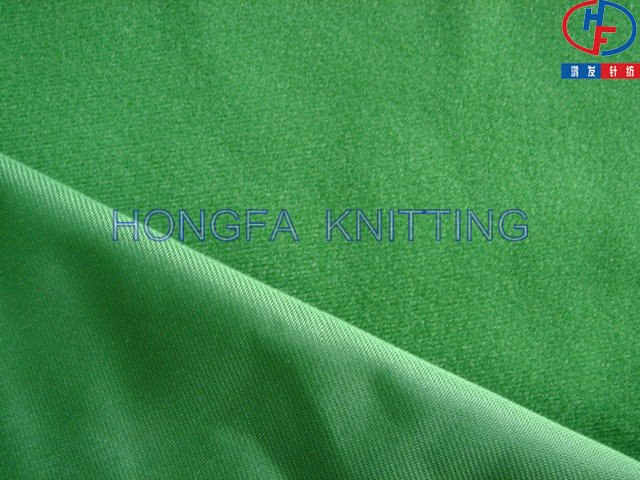100% Polyester Tricot Brushed/Velvet/Knitted Fabric/Nylex/Velour/billiard table cloth/Toys Fabric