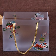 Environmental transparent PVC carry cases packaging box for jewelry/Candy/toys