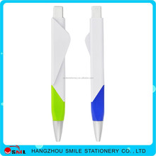 2016 new unique plastic Big Plastic square pen With Rubber Grip