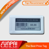 CHEAP PRICE convenient professional supermarket electronic LCD price tag