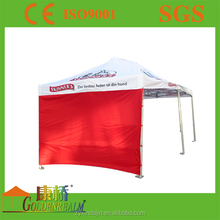 Portable advertising 10ft camping leisure gazebo strong commercial tent