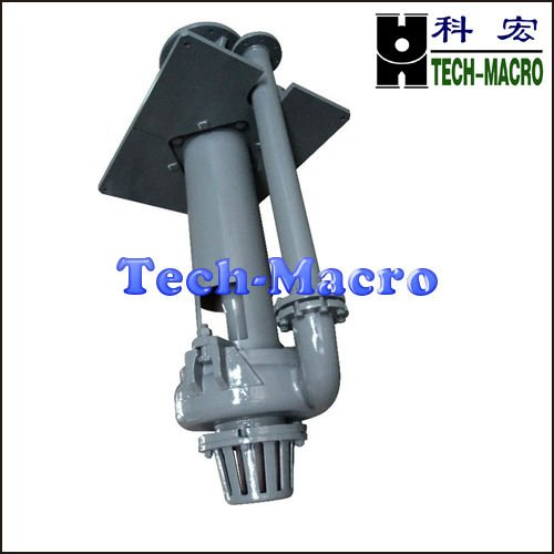 Vertical submersible engine driven dewatering sump slurry pump series SP(R)
