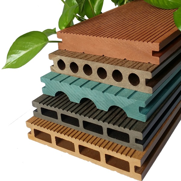 fire-resistant wood plastic composite decking manufacturer price wpc deck eco-friendly wpc anti-uv flooring