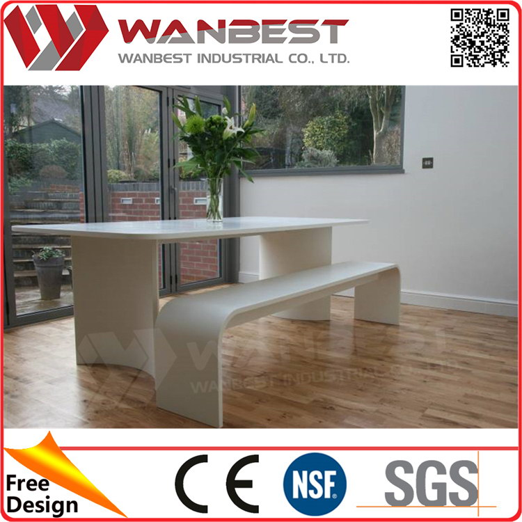 Wholesale best sell real marble dining table