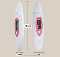 Handy Digital BIA Moisture Oil Facial Tester Skin Analysis Pen with LCD Display