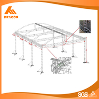 Aluminium Smart Truss, Lighting Truss, Stage Truss For Sale