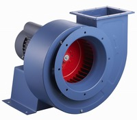 Cooling Towers Ventilation, dust removal and cooling multi blade Centrifugal Fan