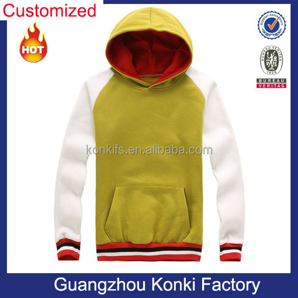 custom logo super soft thick fleece sport hoodie for men
