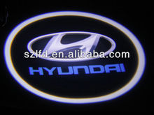 Most competitive price Led car shadow ghost light,Cree chip car door laser logo light