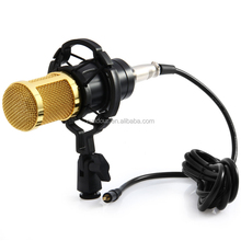 Newest BM-800 Professional Condenser Sound Recording Microphone For music create/broadcast /studio recording/on-stage performanc