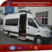 Hot Sale Wholesale Emergency Rescue Vehicle For Communication Command
