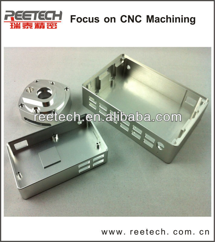 HOT!! CNC machining aluminium alloy precision cnc machining with good quality