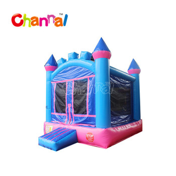Popular inflatable castle bouncer jumping bed Inflatable Bouncer for kids