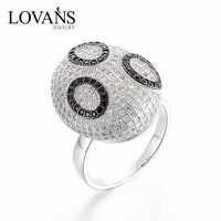 925 sterling silver jewelry o ring SRG223W