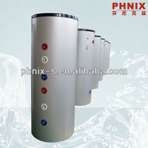 steel pressed water heater instant heat pump tank