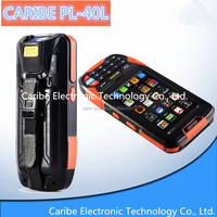 CARIBE PL-40L AO 140 Rugged 4 inch Dual core IP65 android 3g tablet phone with barcode scanner wifi Bluetooth Camera GPS GSM