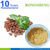 Supply Green Coffee Berry Extract Chlorogenic Acid