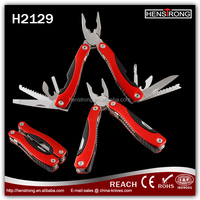 Industrial Equipment Henstrong Aluminum Combination Pliers Folding Multi Function Hand Tool