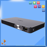 Xgimi brand Z4Air new 2D to 3D mini pocket 1080p led projector for office with battery